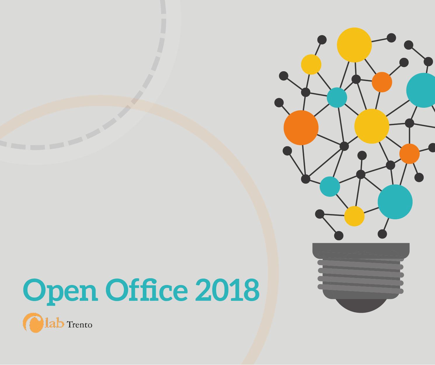 Open Office 2018