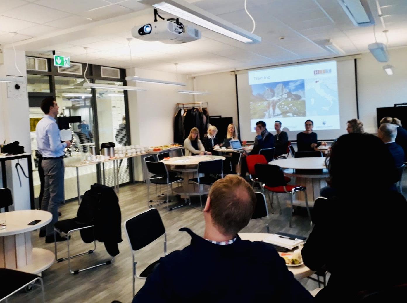In Tallinn, the third workshop of the European Innochallenge project