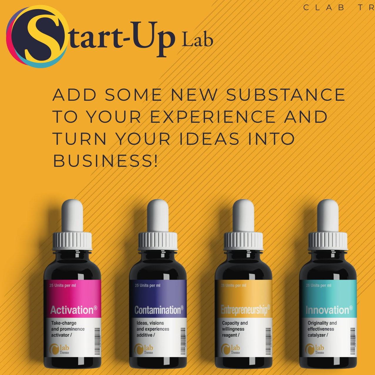 Settima edizione per StartUp-Lab