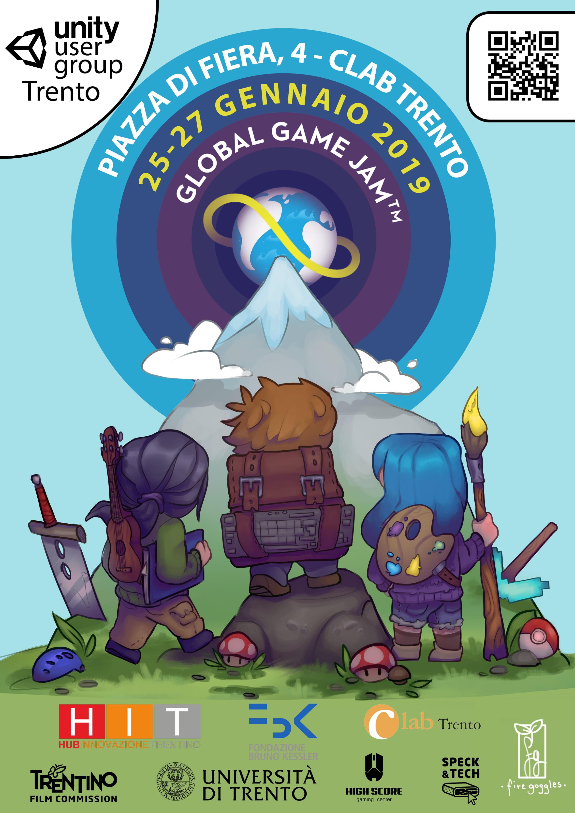 Torna a Trento Global Game Jam