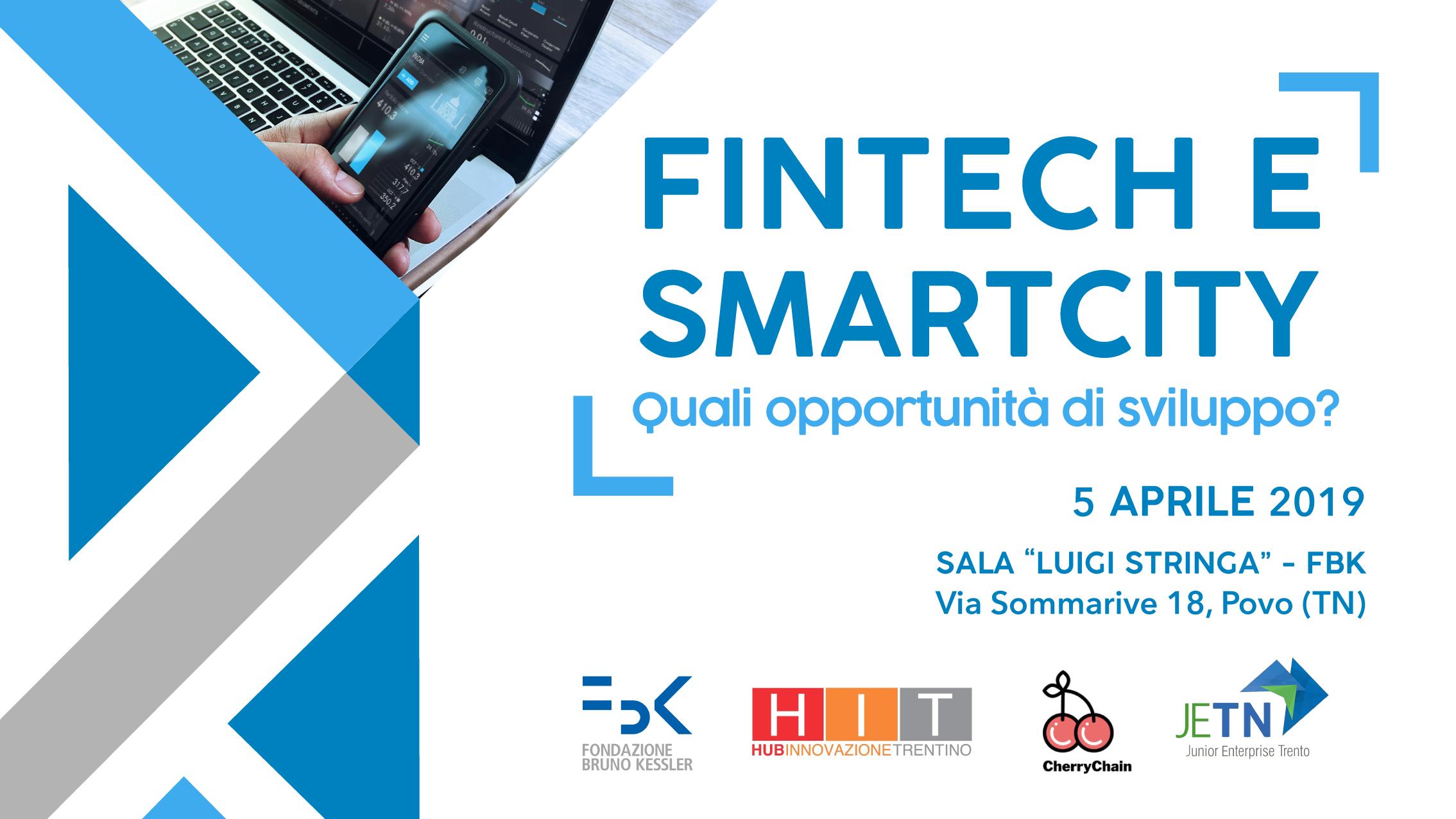 Fintech e Smart City a confronto per nuove opportunità di sviluppo