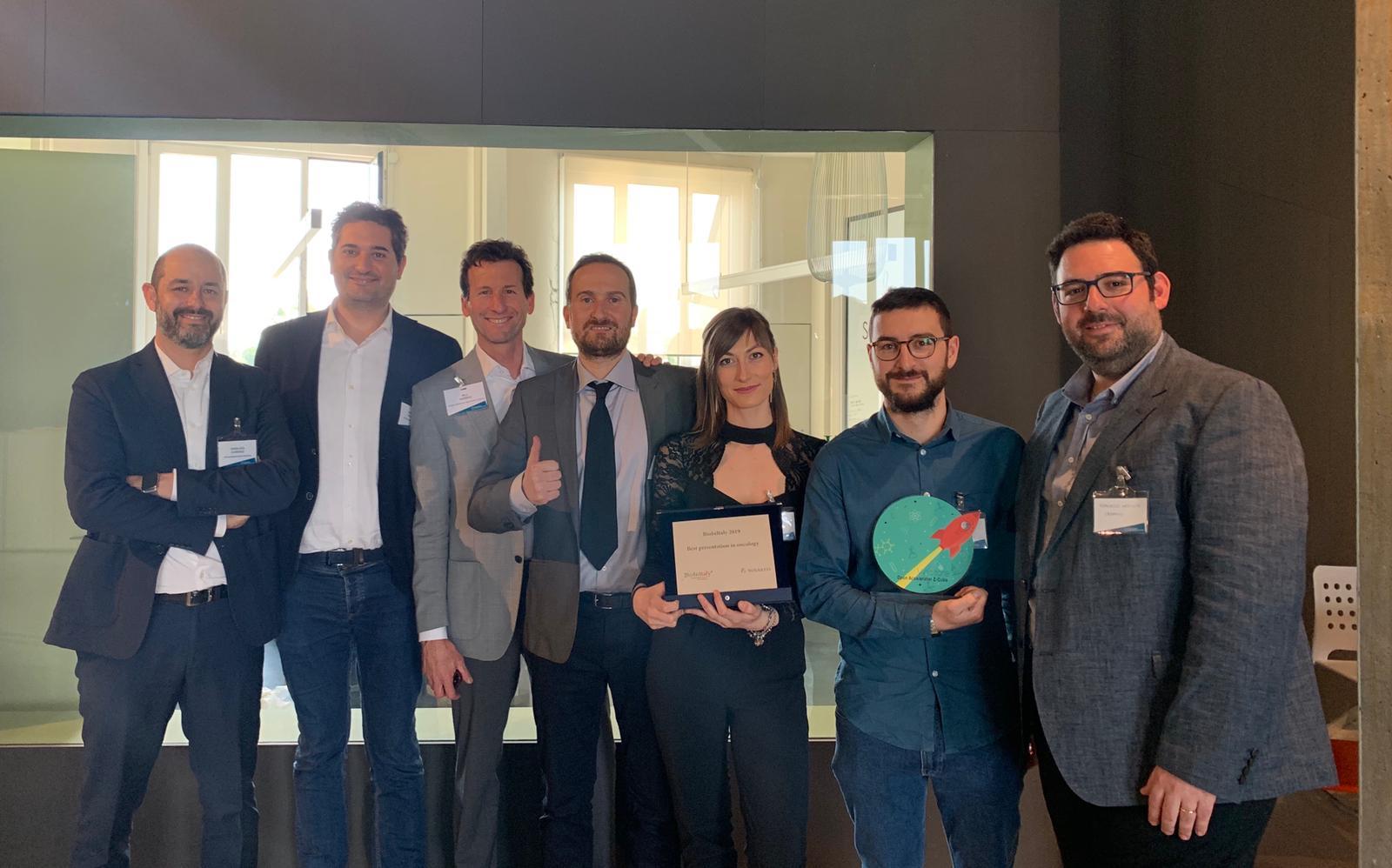 Il Trentino vincitore del BioInItaly Investment Forum 2019