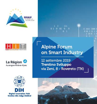 Alpine Forum on Smart Industry