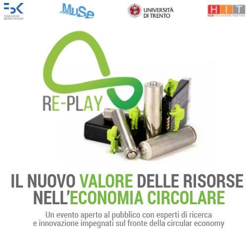 RE-PLAY: il nuovo valore delle risorse nell'economia circolare