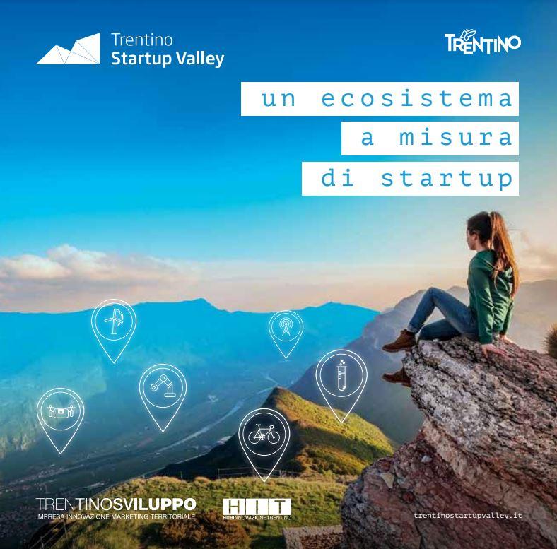 """Nasce """"Trentino Startup Valley"""": un percorso unico per lanciare startup innovative"""